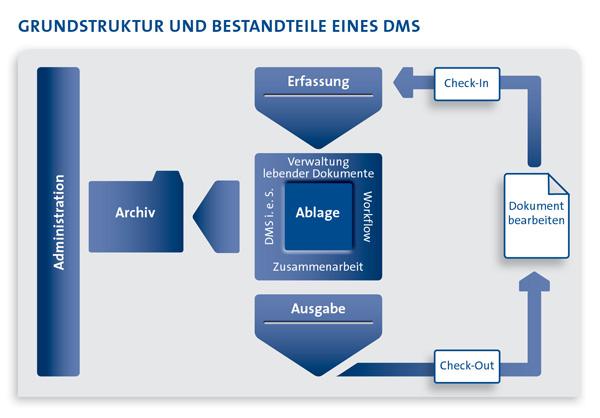 DMS Struktur