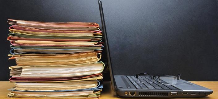 Archivierung nach GoBD mit digitalem Dokumentenmanagement