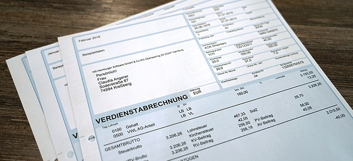 Gehaltsabrechnung richtig verstehen