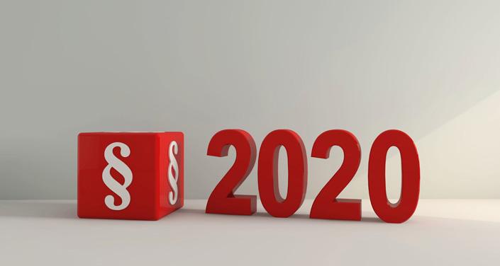 Lohnabrechnung 2020
