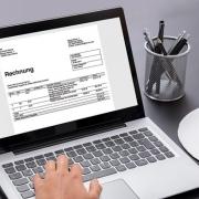 Rechnungen per E-Mail - wobei bei E-Rechnungen zu achten ist
