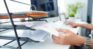 Rechnungen richtig archivieren