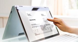 Digitaler Rechnungseingang
