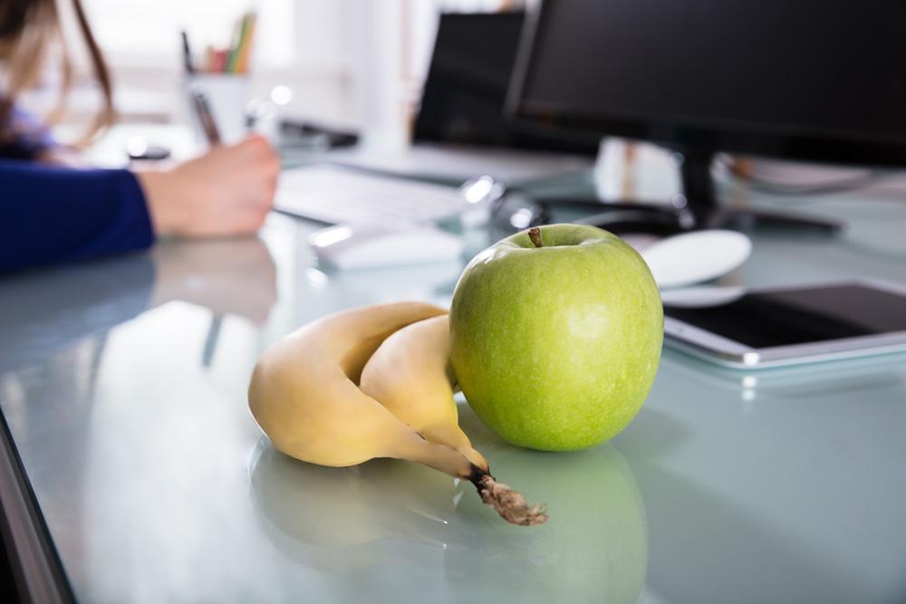 Gesundheitsmanagement - ausgewogene Ernährung