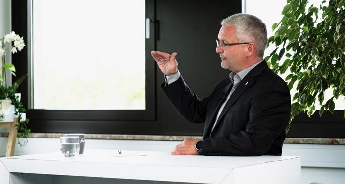 Unternehmenskrisen erfolgreich meistern - Video Talk mit Tim-Oliver Goldmann